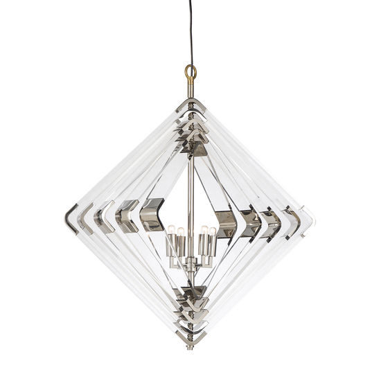 Spiral acrylic diamond 5 layer nickel by nellcote sonder living treniq 1 1526981048037