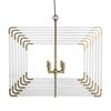 Spiral acrylic 7 layer brass by nellcote sonder living treniq 1 1526981087081
