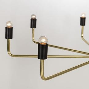 Le-Marais-Chandelier-8-Light-Brass-By-Nellcote_Sonder-Living_Treniq_0