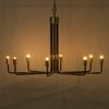 Le marais chandelier 8 light black by nellcote sonder living treniq 1 1526981332645