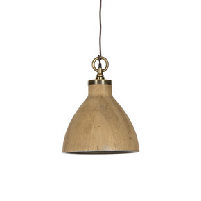 Natural-Oak-Pendant-Medium-By-Nellcote_Sonder-Living_Treniq_0