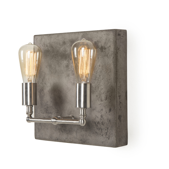 Factory sconce double nickel by nellcote sonder living treniq 1 1526982375770