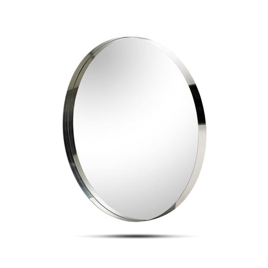 Marcy mirror round nickel  sonder living treniq 1 1526984652784
