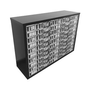 Soho Architectural Bar Cabinet - Kohr -Treniq