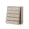 Chloe chest 5 drawer  sonder living treniq 1 1526985562778