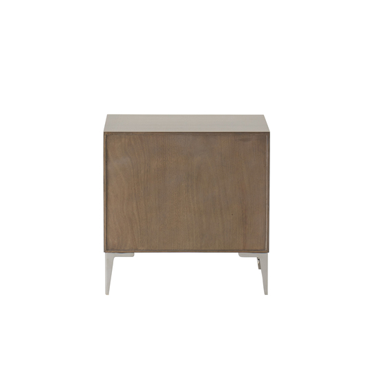 Chloe nightstand 2 drawer small  sonder living treniq 1 1526985694026