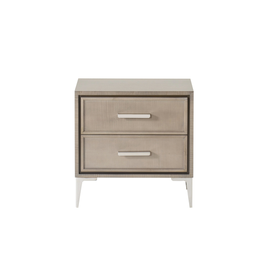 Chloe nightstand 2 drawer small  sonder living treniq 1 1526985694055