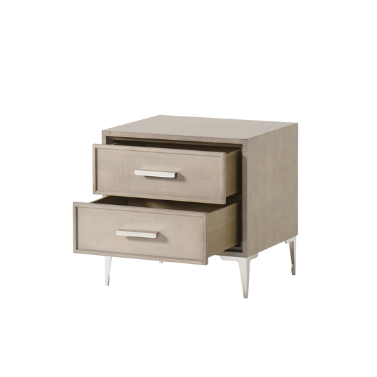 Chloe nightstand 2 drawer small  sonder living treniq 1 1526985694066