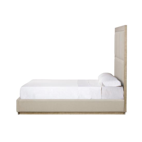 Raffles queen bed 6 panels norman ivory  sonder living treniq 1 1526987387764