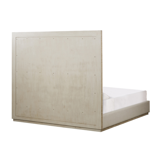 Raffles king bed 6 panels norman ivory  sonder living treniq 1 1526987431536