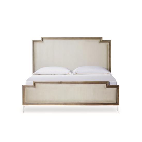 Chloe upholstered bed us queen vera whisper  sonder living treniq 1 1526987453541