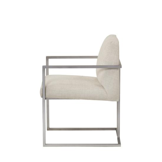 Paxton arm chair marbella oatmeal  sonder living treniq 1 1526988581151