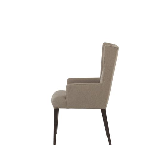 Lawson dining arm chair macy shadow  sonder living treniq 1 1526989584897