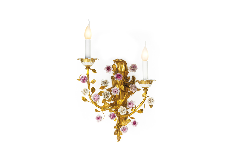 Flores collection wall lamp ii giulia mangani treniq 1