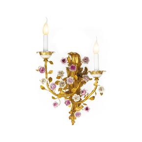 Flores Collection Wall Lamp II - Giulia Mangani - Treniq