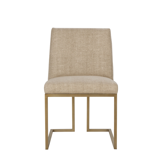Ashton side chair marley hemp  sonder living treniq 1 1526990515505