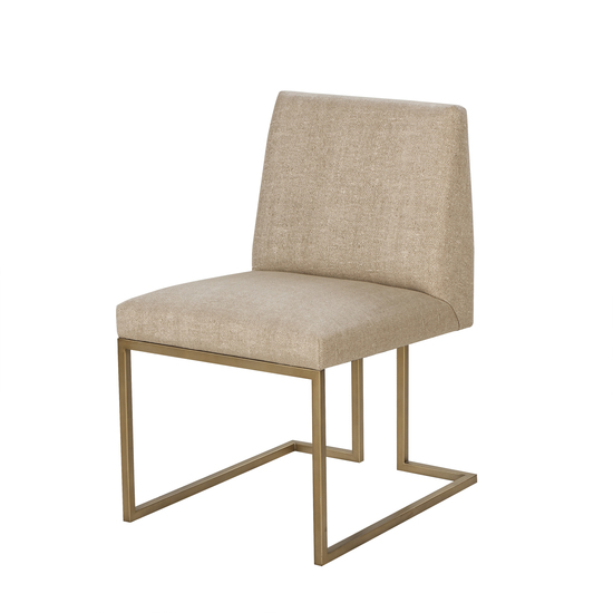 Ashton side chair marley hemp  sonder living treniq 1 1526990515490