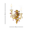 Flores collection wall lamp ii giulia mangani treniq 5