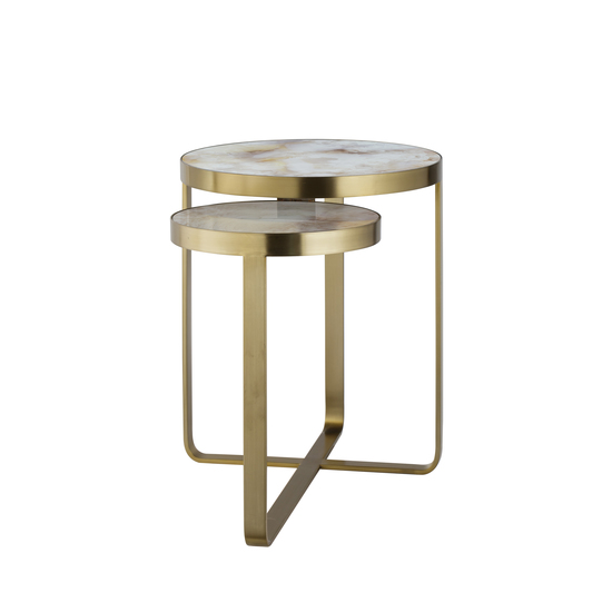 Rex side table round  sonder living treniq 1 1526991973292