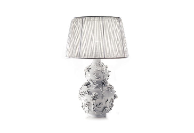 White collection table lamp giulia mangani treniq 1