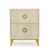 Amanda nightstand 2 drawer  sonder living treniq 1 1527669820042