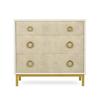 Amanda nightstand 3 drawer  sonder living treniq 1 1527669965170