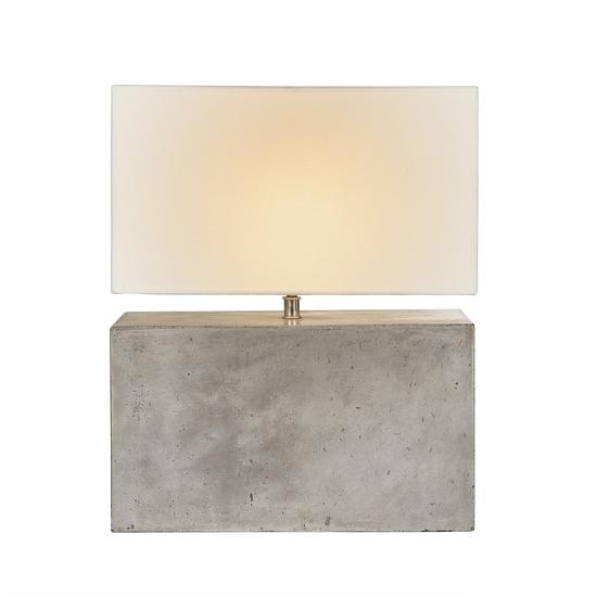 Untitled lamp large white shade by nellcote sonder living treniq 1 1527672270910