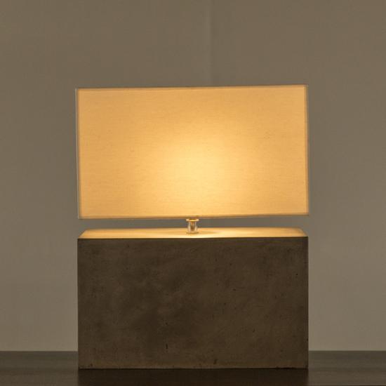 Untitled lamp large white shade by nellcote sonder living treniq 1 1527672270913