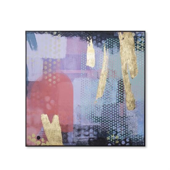 Pink dust abstract  sonder living treniq 1 1527676392148