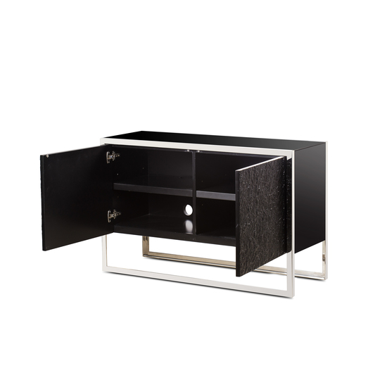 Dexter sideboard 2 door stainless steel  sonder living treniq 1 1527682846319