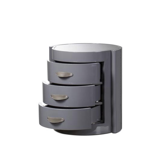 Margot 3 drawer bedside chest  sonder living treniq 1 1527683477780