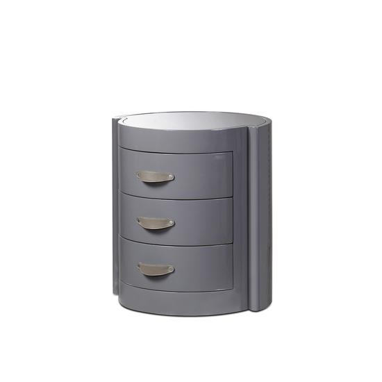 Margot 3 drawer bedside chest  sonder living treniq 1 1527683489806
