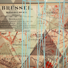 Vintage map brussels  sonder living treniq 1 1527685150105