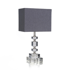 Brick Crystal Table Lamp - Dettagli Lights - Treniq