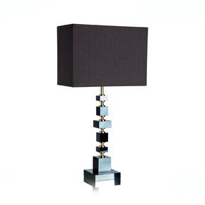 Brick Black Table Lamp - Dettagli Lights - Treniq