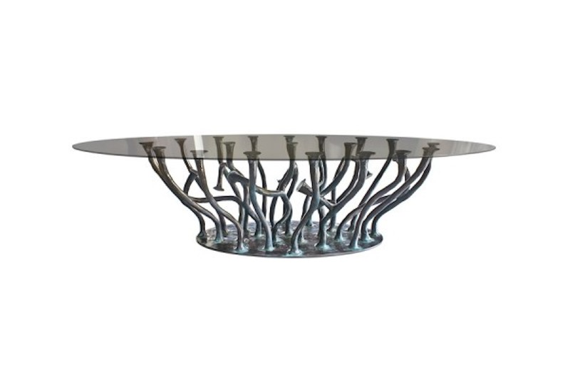 Allana dining table glass top karpa treniq 1 1527838476224
