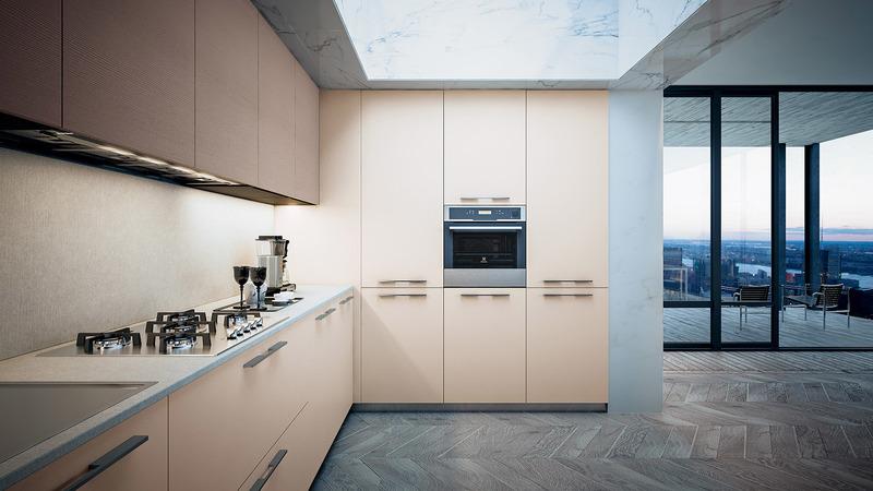 Space handle by fci cucine fci london treniq 1 1527845934473
