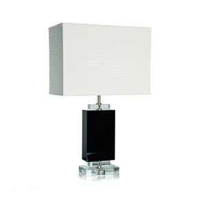 Lonely Crystal & Black Table Lamp - Dettagli Lights - Treniq