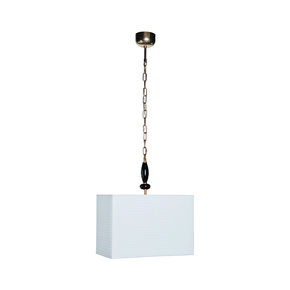Olivia Black Suspension Lamp - Dettagli Lights - Treniq
