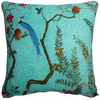 Kingfisher blue vintage cushions treniq 1 1528322690774
