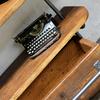 Nita reclaimed scaffolding board   steel pipe curved shelving   desk unit urban grain treniq 1 1528375937461