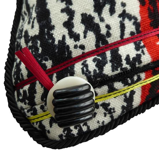 Mid century stripes  vintage cushions treniq 1 1528430340062
