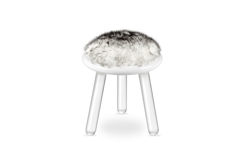 Illusion white bear stool circu treniq 1 1528460213857