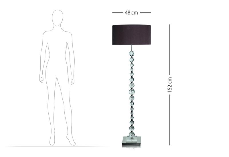 Galaxy floor lamp dettagli firenze treniq 6