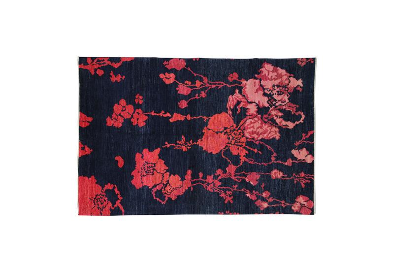 Abstract design modern carpet hayat 1870 treniq 1