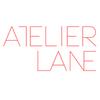 Atelierlane logo neon sq