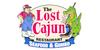 Logos online offers list lost cajun logo