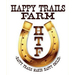 Logos deal list logo happy trails horseshoe logo 1