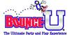 Logos online offers list bounce u color logo