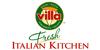 Logos online offers list villa fresh italian kitchen logo
